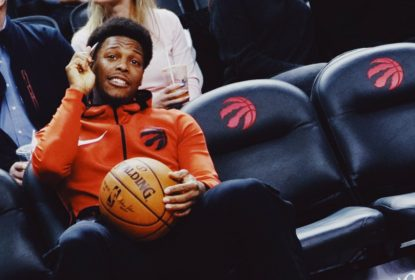 Kyle Lowry é diagnosticado com torção no tornozelo esquerdo - The Playoffs