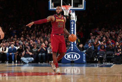 LeBron afirma que não concordaria com mudanças nos playoffs da NBA - The Playoffs