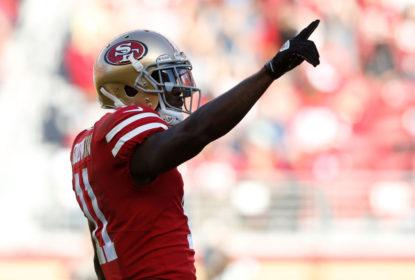 49ers assinam contrato de três temporadas com Marquise Goodwin - The Playoffs