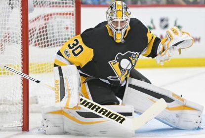 Matt Murray está confiante de que será o goleiro titular dos Penguins nos playoffs - The Playoffs