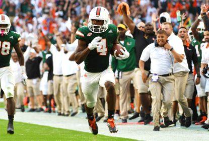 Miami se impõe no segundo tempo, vira jogo e bate Virginia - The Playoffs