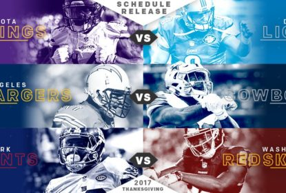 [PRÉVIA] Palpites para a Semana 12 da NFL 2017 - The Playoffs
