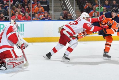 Detroit Red Wings goleia Edmonton Oilers por 4 a 0 - The Playoffs