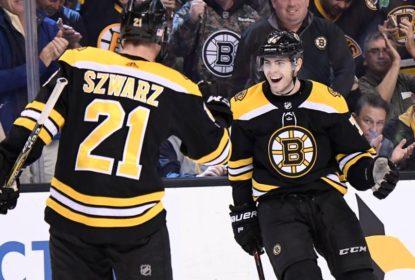 Com emoção de sobra, Boston Bruins vence Minnesota Wild - The Playoffs