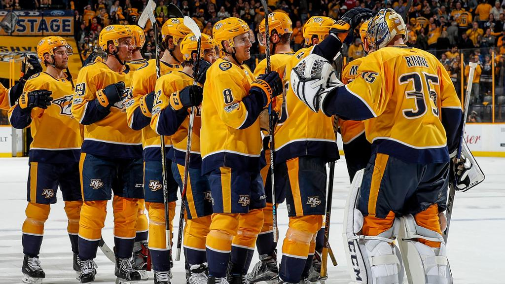 No shootout, Predators derrotam Penguins