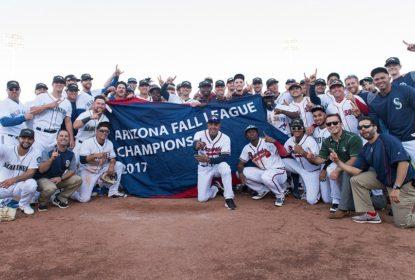 Peoria Javelinas vence Mesa Solar Sox e conquista título da AFL - The Playoffs