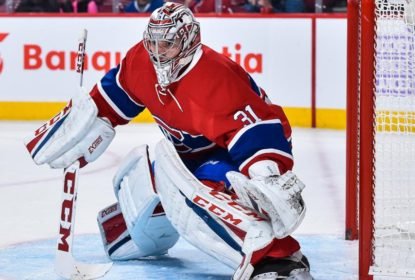 "Carey Price sugere ""tática"" para parar o Pittsburgh Penguins - The Playoffs"