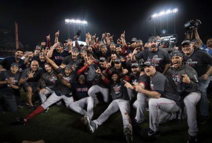 Red Sox adiam visita à Casa Branca por paralisação do governo - The Playoffs
