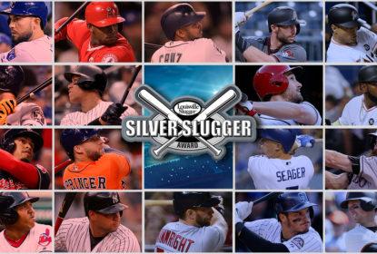Líderes em HR na temporada, Judge e Stanton lideram prêmio Silver Slugger - The Playoffs