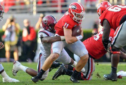 Com grande atuação de Jake Fromm, Georgia Bulldogs vence South Carolina Gamecocks