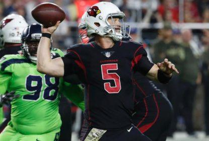 Cleveland Browns contrata quarterback Drew Stanton - The Playoffs
