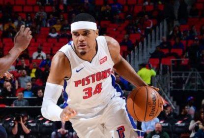Detroit Pistons vira nos momentos finais e vence Minnesota Timberwolves - The Playoffs