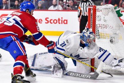 Toronto Maple Leafs goleia Montreal Canadiens e vence 6ª seguida