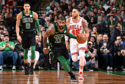Com terceiro quarto arrasador, Celtics vencem Bulls - The Playoffs