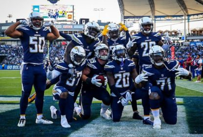 [PRÉVIA] NFL Power Ranking 2018 The Playoffs: #10 Los Angeles Chargers - The Playoffs