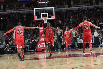 Pior time da temporada, Chicago Bulls surpreende e derrota Boston Celtics - The Playoffs