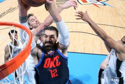 Oklahoma City Thunder - San Antonio Spurs - Steven Adams