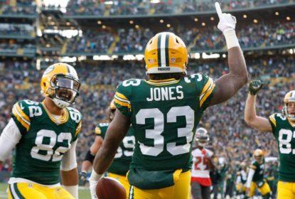 Aaron Jones diz que chegada de AJ Dillon nos Packers vai melhorar seu desempenho - The Playoffs