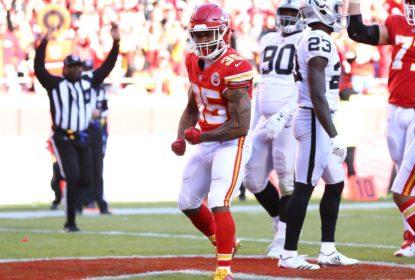 Charcandrick West está de volta aos Chiefs após saída de Kareem Hunt - The Playoffs