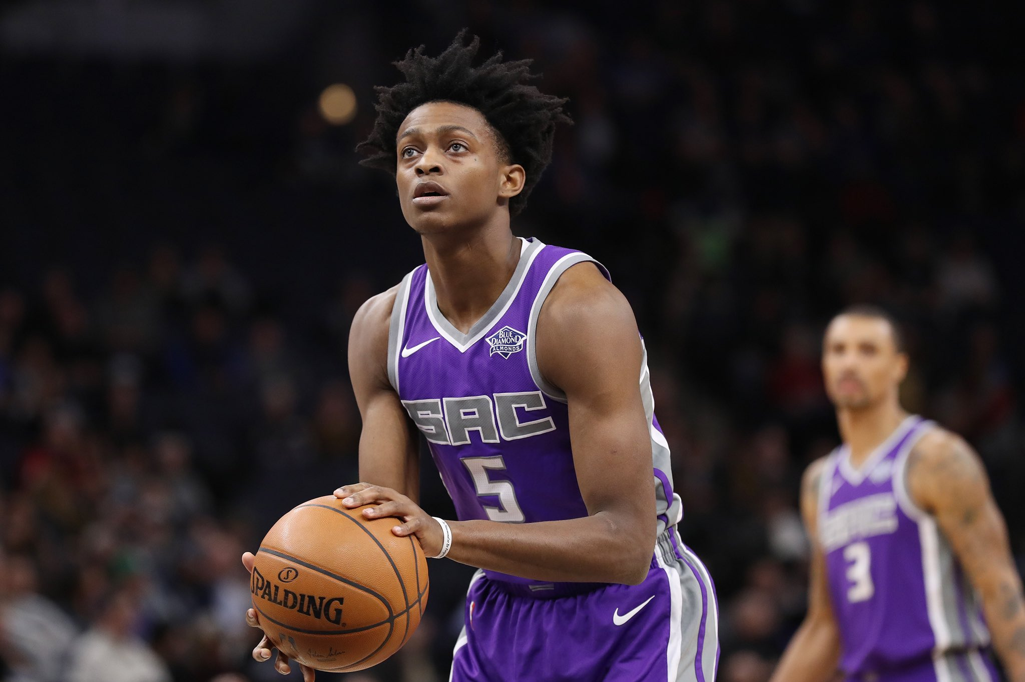 De'Aaron Fox - Sacramento Kings