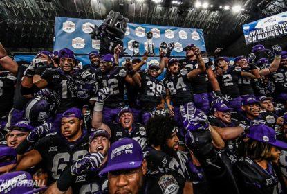 Com virada impressionante, TCU supera Stanford e vence Alamo Bowl - The Playoffs