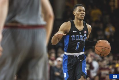 Duke perde ponta no ranking da AP para Villanova após 1ª derrota na temporada - The Playoffs