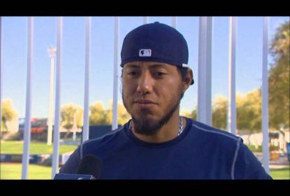 Brewers contratam arremessador Yovani Gallardo - The Playoffs