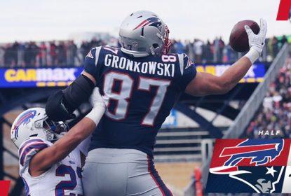Gronkowski deve retornar aos Patriots para a próxima temporada - The Playoffs