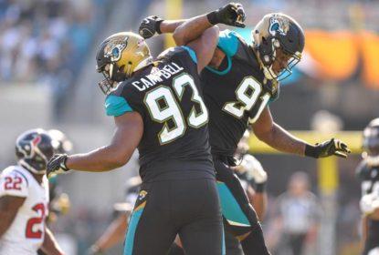 [PRÉVIA] NFL Power Ranking 2018 The Playoffs: #3 Jacksonville Jaguars - The Playoffs
