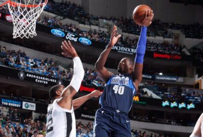 Em retorno de Kawhi Leonard às quadras, Dallas Mavericks vence o San Antonio Spurs em casa - The Playoffs