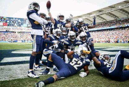 Chargers dominam Redskins e vencem quarto jogo seguido na NFL - The Playoffs