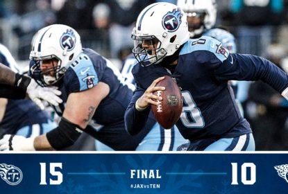 Tennessee Titans vence Jacksonville Jaguars e se garante nos playoffs - The Playoffs