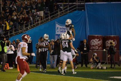 Lewerke comanda show e Michigan State conquista Holiday Bowl - The Playoffs