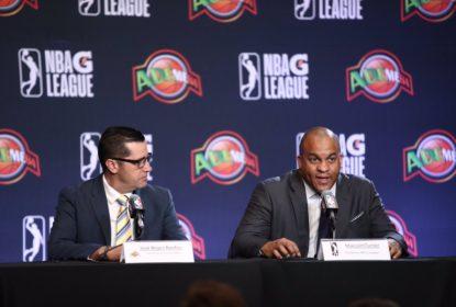 Estrelas da NBA G League enfrentarão seleção mexicana - The Playoffs