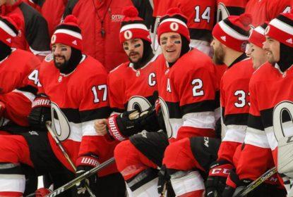Senators se preparam para clássico em temperatura congelante - The Playoffs