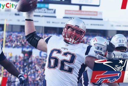Defesa joga bem, força turnovers e garante vitória dos Patriots - The Playoffs