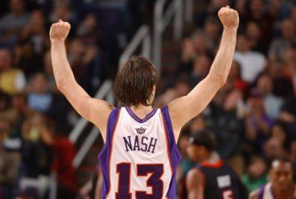 Steve Nash acredita que 'não encaixava' nos Lakers - The Playoffs