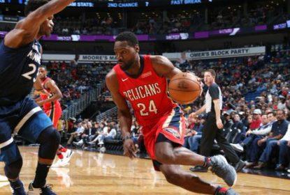 Tony Allen fratura a fíbula e desfalcará o New Orleans Pelicans - The Playoffs