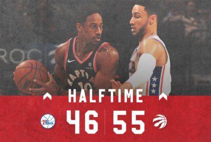 Toronto Raptors vence Philadelphia 76ers e amplia série invicta para seis jogos - The Playoffs