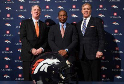 Denver Broncos mantem Vance Joseph como head coach para 2018