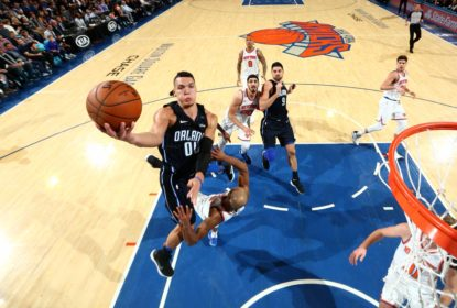 Sem Hardaway Jr. e Porzingis, Knicks caem para Magic - The Playoffs