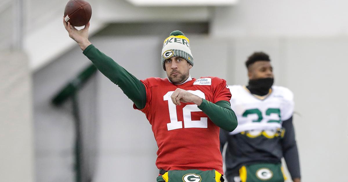 Aaron Rodgers e Packers não estão 'nem perto' de uma extensão contratual - The Playoffs