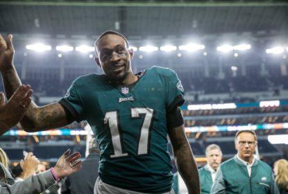 Philadelphia Eagles planeja cortar Alshon Jeffery - The Playoffs