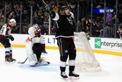 Em noite especial para Dustin Brown, Kings derrotam Avalanche - The Playoffs