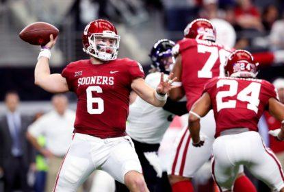Qual dos quarterbacks calouros terá mais jogos como titular na NFL em 2018? - The Playoffs