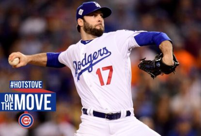 Arremessador Brandon Morrow assina contrato com Chicago Cubs - The Playoffs