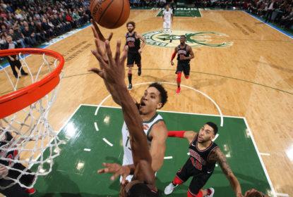 Chicago Bulls vence Milwaukee Bucks pela segunda vez na temporada - The Playoffs