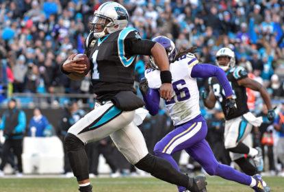 Dúvidas sobre saúde e banco de reservas são obstáculos para Cam Newton - The Playoffs