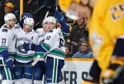 Daniel Sedin chega ao 1000º ponto na NHL e Canucks vencem Predators - The Playoffs