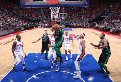 Horford lidera Celtics em vitória sobre Pistons - The Playoffs
